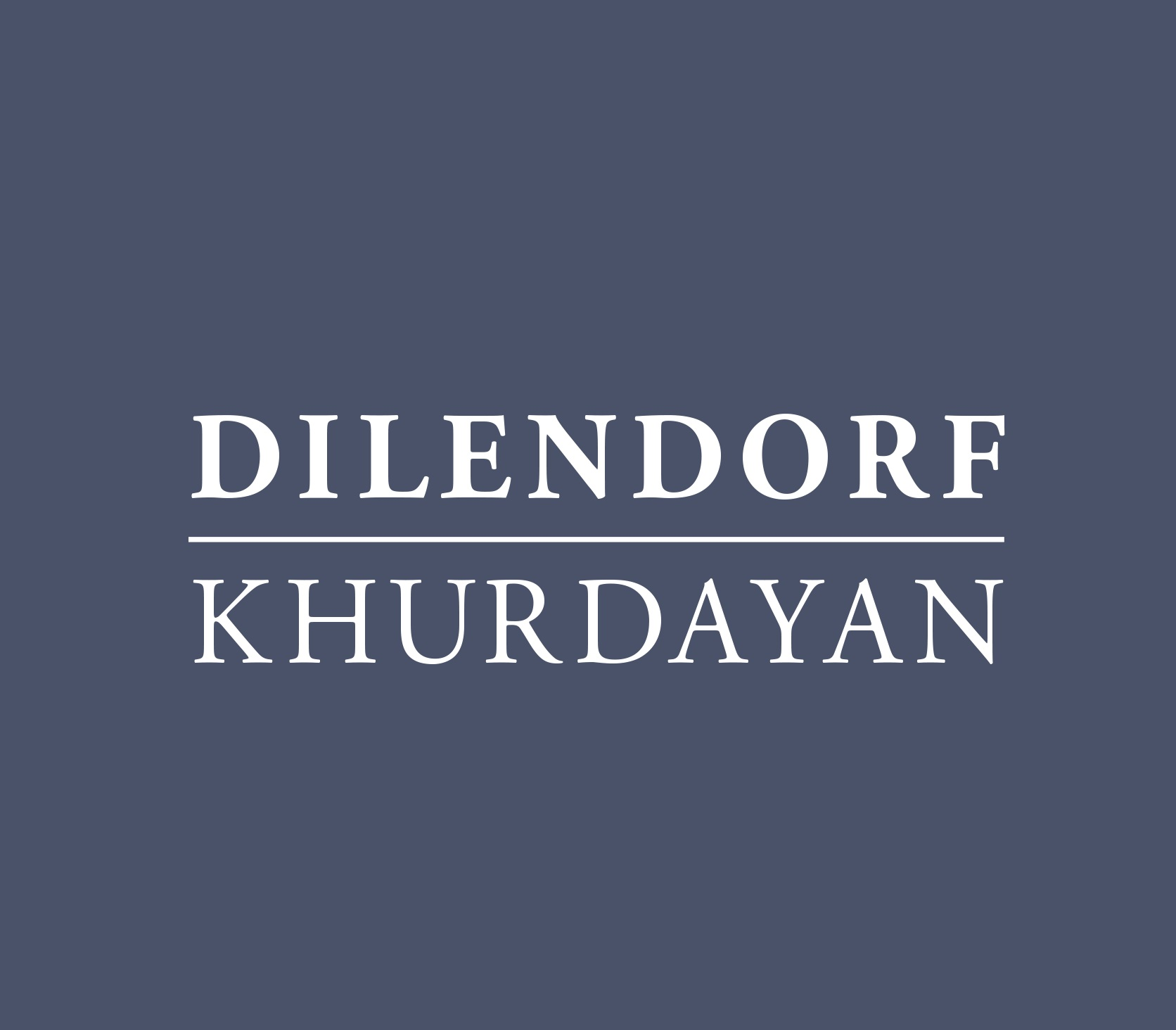 Dilendorf & Khurdayan