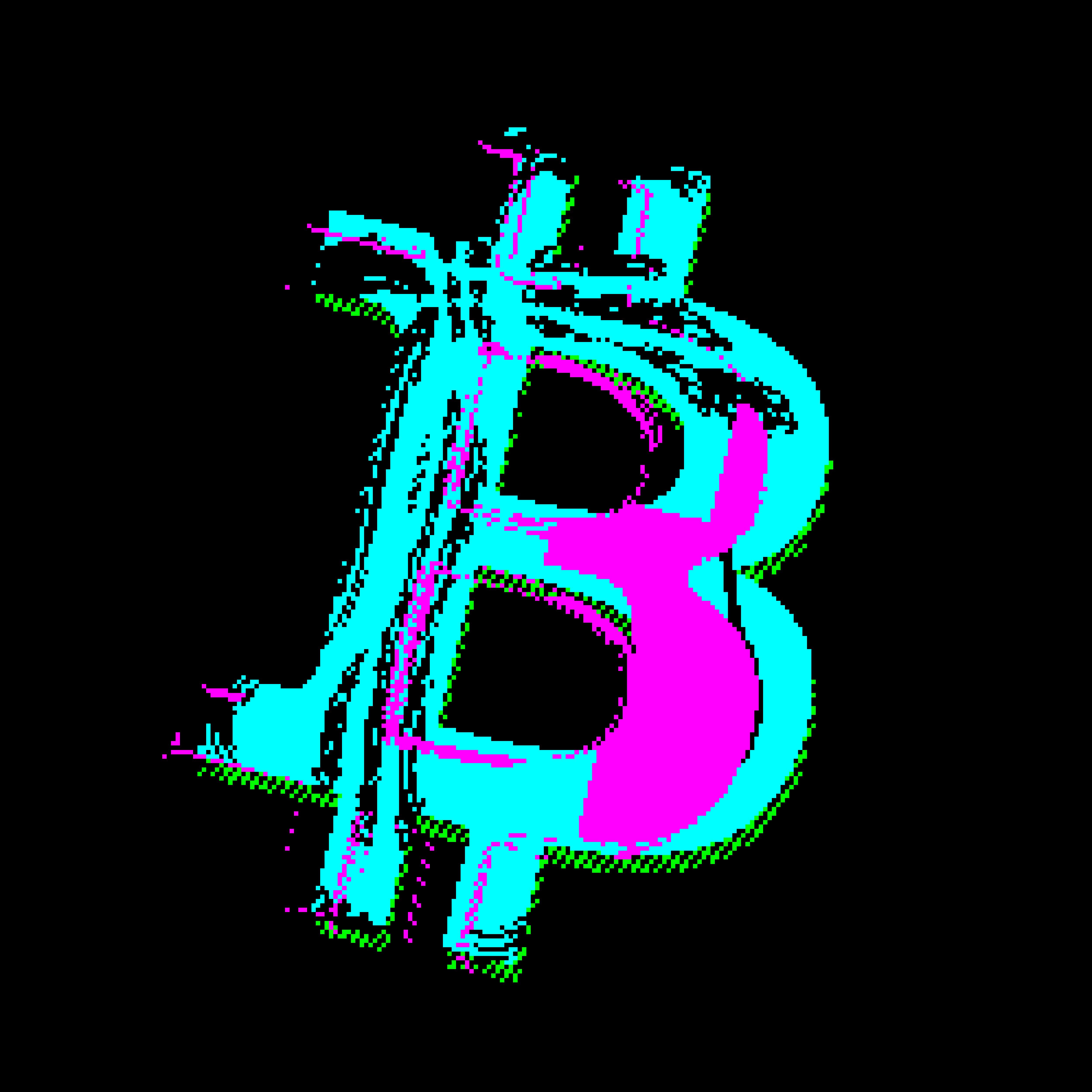 Bitcoin Sign #3965