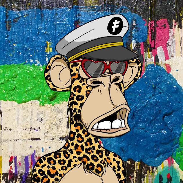 FutureNow Ape Club #154