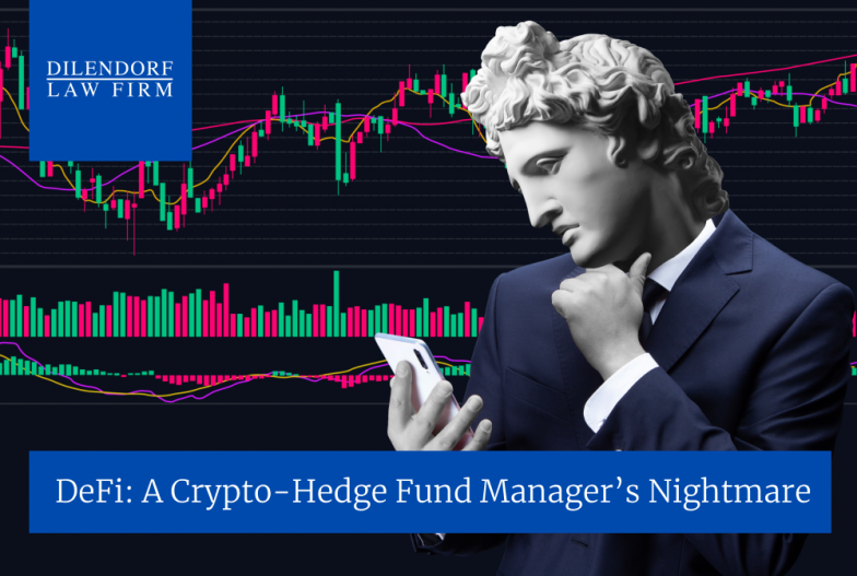 DeFi: A Crypto-Hedge Fund Manager's Nightmare